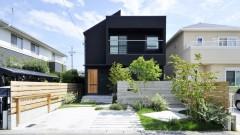 とことんデザインにこだわったお家 『obu Y-house』