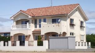 南欧風なデザイン住宅(いつでも見学可能)