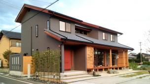 「伝統の技術」「最新のテクノロジー」の融合した住宅